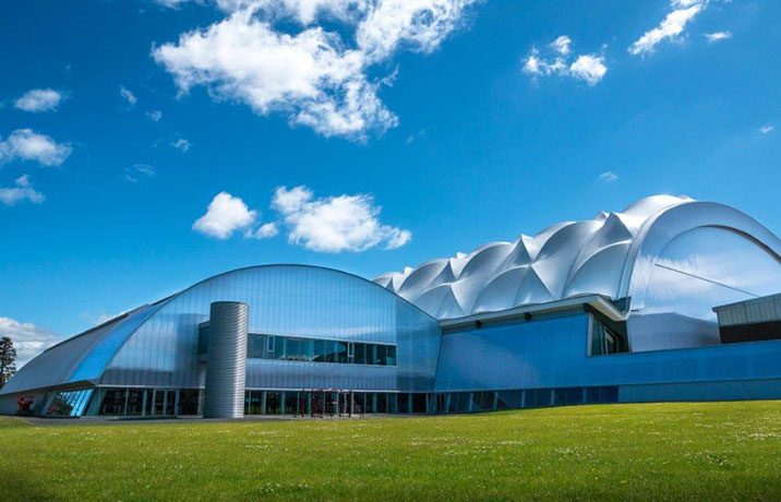 Oriam, Heriot-Watt University
