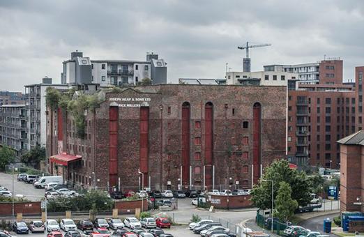 Heaps Mill, Liverpool